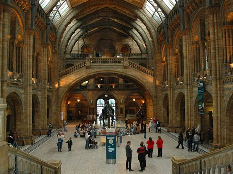 The Natural History Museum Temple To Science, God…or Both