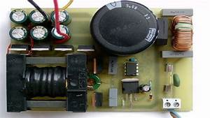 How To Make A Simple 12 V  1 Amp Switch Mode Power Supply Smps Circuit