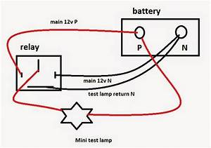 Cagiva Mito 125   Cagiva Mito 125 Starter Relay Testing