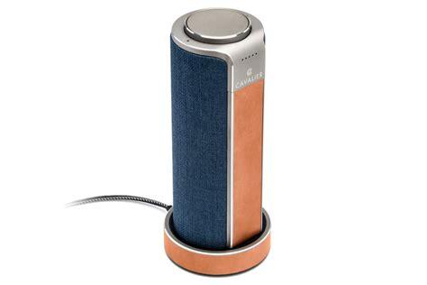 cavalier audio maverick wireless smart speaker review this powered wi fi speaker speaks