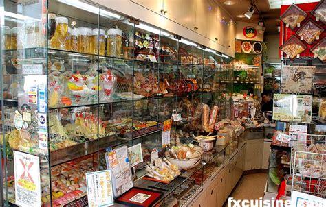 cuisine shop the 39 s largest cookware market kappabashi dori in