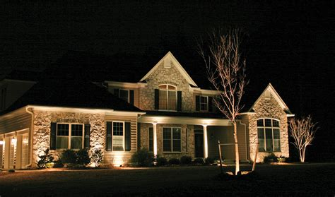 exterior led lights for homes columbus ohio outdoor led lighting