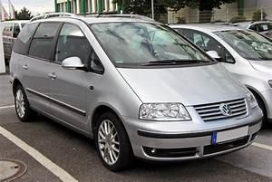 Volkswagen Sharan : file vw sharan ii facelift 20090719 front jpg ~ Gottalentnigeria.com Avis de Voitures