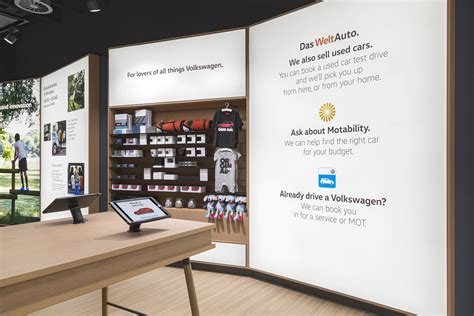 Dalziel And Pow Creates Retail Experience For Volkswagen
