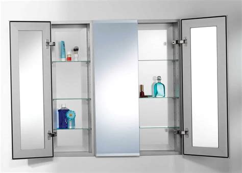 Large Mirrored Bathroom Cabinet by Large Medicine Cabinets For Modern Bathroom X