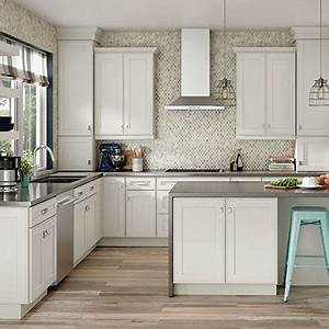 kitchen cabinets at the home depot With best brand of paint for kitchen cabinets with quicker sticker
