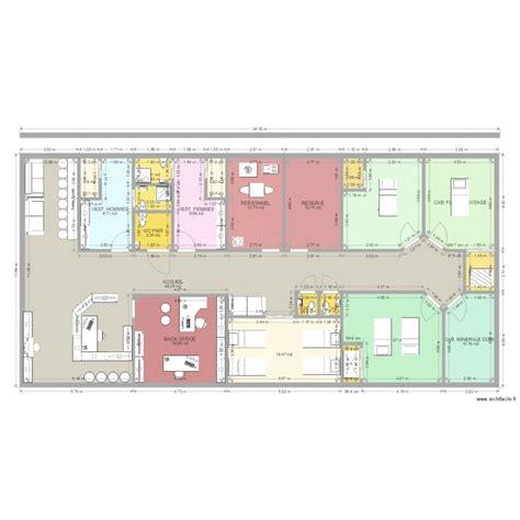 renover un canapé centre bien etre plan 21 pièces 254 m2 dessiné par romy972