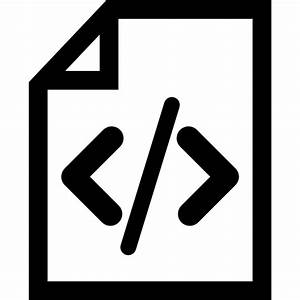 Code file - Free signs icons