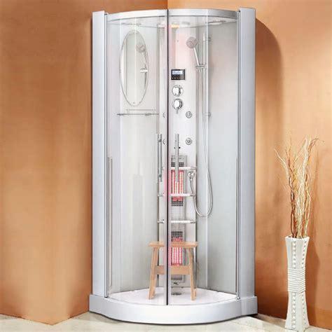 In Der Dusche by Dusche Dfbad Infrarotkabine G 252 Nstig Kaufen