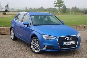 Audi A3 Bleu : essai vid o audi a3 restyl e mise jour technologique ~ Medecine-chirurgie-esthetiques.com Avis de Voitures
