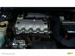 2000 Saturn S Series Sl1 Sedan Engine Photos