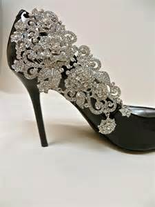 jeweled wedding shoes bridal shoe rhinestone shoe ciip bridal set of 2 manolo blahnik 2044481