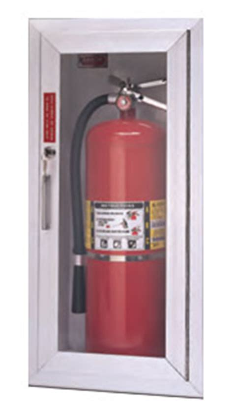 Larsens Extinguisher Cabinets Maintenance by Larsen S 2409r1 Sd Architectural Series Extinguisher