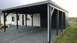 Anbau Carport Alu : doppel anbaucarport ~ Sanjose-hotels-ca.com Haus und Dekorationen