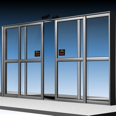 commercial automatic sliding doors commercial sliding