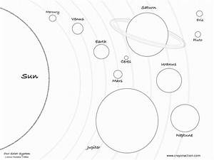 outer space free printables | Solar System Coloring Page ...