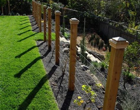 10 brilliant ideas for garden fencing decorative garden