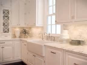 Backsplash Ideas For White Kitchens by 25 Best Ideas About White Kitchen Backsplash On
