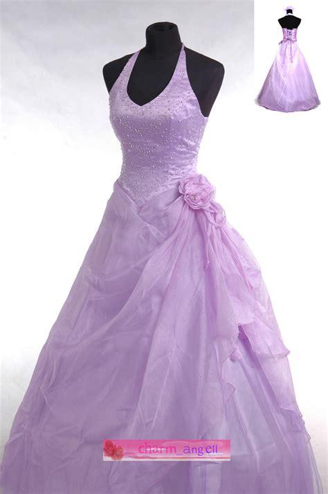 light purple gown wedding light purple brilliant wedding dress