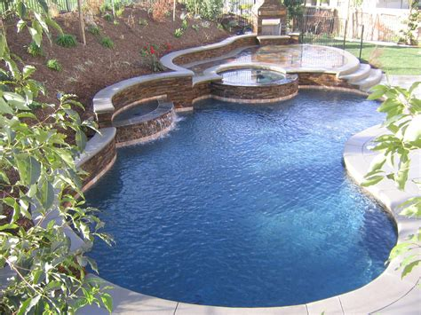 Backyard Pools By Design by Swimming Pool Designs Wowing You In Jaw Dropping Effects
