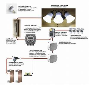 Wiring Diagram For Led Trailer Lights
