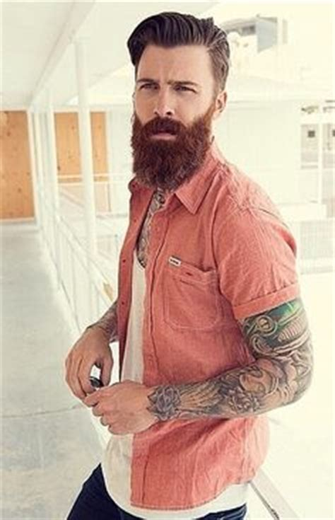 tattooed guys  amazing hairstyles