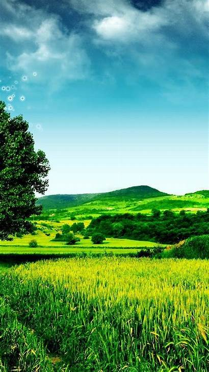 Nature Android Wallpapers Iphone Natural Mobile Resolution