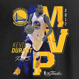 Men's Golden State Warriors Kevin Durant Fanatics Branded ...
