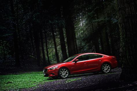 Mazda 6 Hd Wallpaper  Hd Wallpapers Pulse