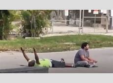 Cops Shoot Unarmed Caregiver With His Hands Up While He