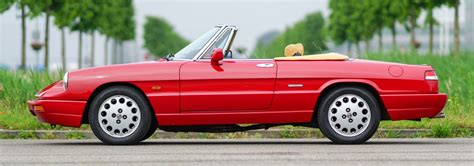 Alfa Romeo Spider 1991 by Alfa Romeo Spider 2 0 1991 Welcome To Classicargarage