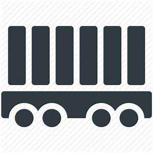 Cargo train, freight train, railway transport, shipment ...