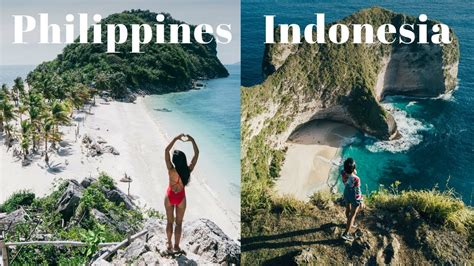 philippines  indonesia     travel