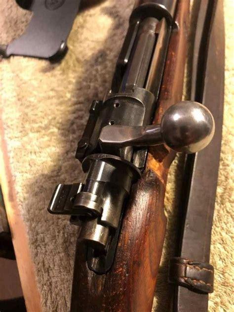 1944 Byf K98 Mauser In 8mm Value Gun Values Board