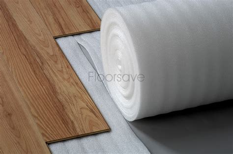 Underlay For Laminate Flooring On Concrete by The Advantages Of Poly Foam Underlay Floorsave