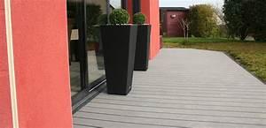 Poser Une Terrasse En Composite : dans quel sens poser mes lames de terrasse composite part 1 formes simples ~ Melissatoandfro.com Idées de Décoration
