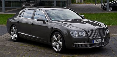 bentley continental flying spur 2005 wikipedia