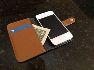 Review carry it all with the sgp valentinus wallet case for Review carry it all with the sgp valentinus wallet case for the iphone 44s