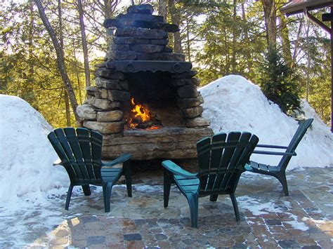 diy outdoor fireplace diy outdoor fireplace for back yard