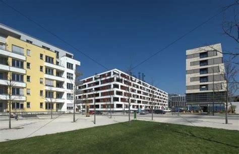 Moderne Häuser Bayern by Moderner Wohnungsbau Arnulfpark M 252 Nchen Bayern