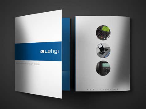 portfolio design ideas folder latigi solocube creative