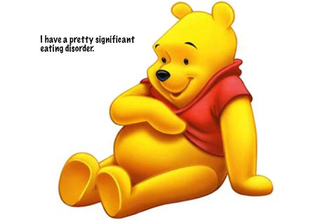 Winnie The Pooh Is A Horrible Role Model