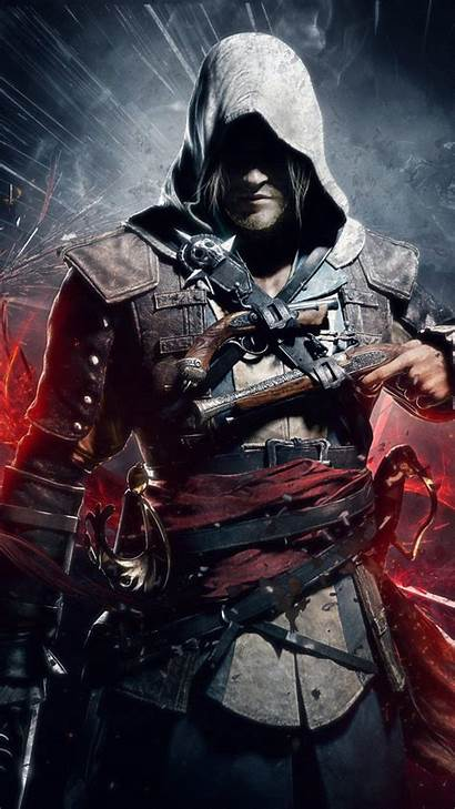 Wallpapers Vertical Creed Assassin Iphone Portrait Iv