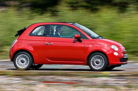 Review Fiat 500c by Fiat 500c Review Autocar