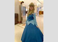 Cosplay Island View Costume phalor Princess Aurora
