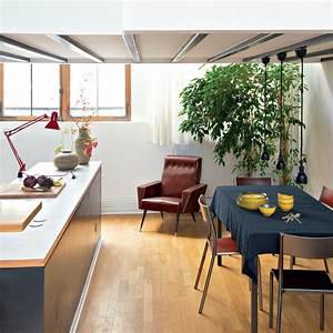 des idees pour creer une cuisine scandinave marie claire With idee deco cuisine avec cuisine scandinave mobilier