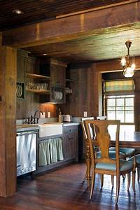 24 interiors in cabin log style messagenote