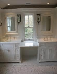 Master Bathroom Vanities Ideas Mirrored Bathroom Vanity Transitional Bathroom Lagrange Interiors