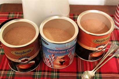 Cocoa Different Flavors During Station Delicious Adore