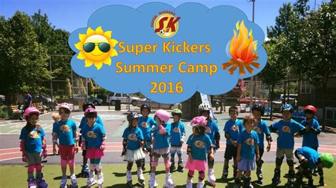summer camp open house march super kickers